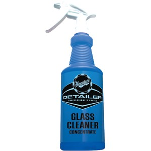 Meguiars Glass Cleaner Spray Bottle (32oz)