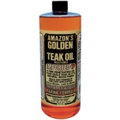 Amazon Golden Teak Oil (pint)